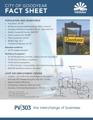 Population & Workforce Fact Sheet