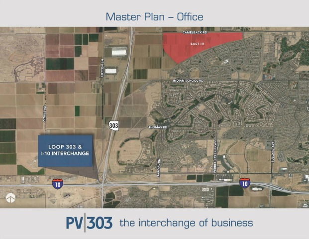Master Planned Business Park Map - Office