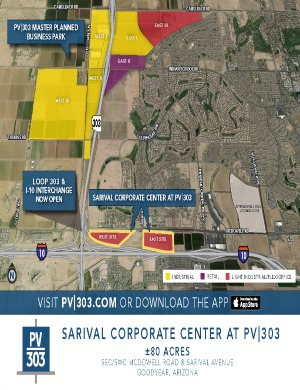 Sarival Corporate Center at PV|303 - 80 Acres